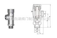 DA21F-25P 低溫安全閥