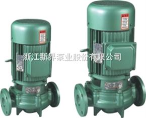 SGR型管道式离心泵