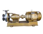臣式单级化工离心泵 东莞不锈钢离心泵