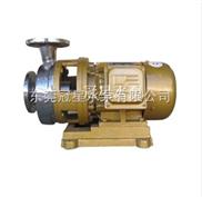 FB型直联式耐腐蚀离心泵 东莞不锈钢化工泵