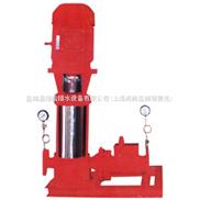 直銷立式多級穩壓緩沖消防泵