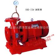 XBD3.2/40-125W-消防泵,卧式恒压消防泵,卧式不锈钢消防泵,手抬式消防泵