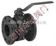 进口高压锻钢球阀生产