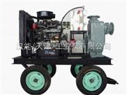 HC-ZW拖車式柴油機自吸泵