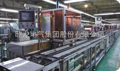 串激馬達轉子生產線LSX01
