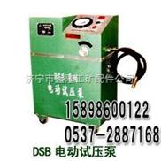 6DSB电动试压泵 电动试压泵 打压泵 手动试压泵