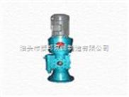 采用填料密封3GCL立式船用三螺杆泵-KCB齿轮油泵输出稳定