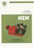 HZW化工軸流泵